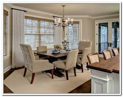 Dining Room Window Ideas 25 Best Short Curtain Rods Ideas On Pinterest Round Dining Room