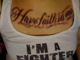 faith in me chest faith in me chest