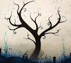 awesome tree drawing tree tattoos drawings