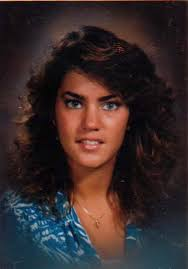 feathered hair 1980s hairstyles 1980s kaset okrek