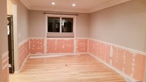 Build Your Own Wainscoting How To Diy Wainscoting The Created Home
