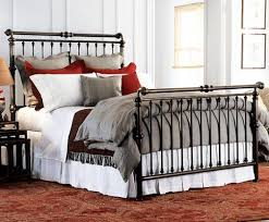 Metal Sleigh Bed Solid Brass Sleigh Bed Charles P Rogers Beds Direct Makers Of