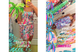 lilly pulitzer social media accounts and followers glamour