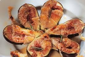comment cuisiner des figues recette de figues au parmesan