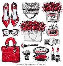 fashion illustration stock images royalty free images u0026 vectors