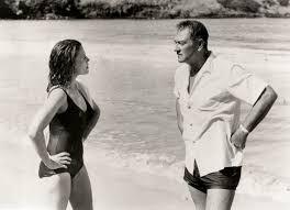 Michael Kitchen Falling Donovan U0027s Reef 1963 Filmed On Location On Kauai Hawaii John