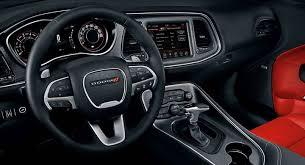 Dodge Challenger Manual - 2017 dodge challenger modern interior features