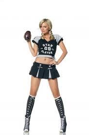 female football halloween costume halloween costumes