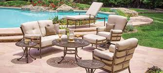 Patio Furniture St Augustine Fl by Brown Jordan International