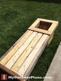 planter bench plans step by step tutorial and detailed