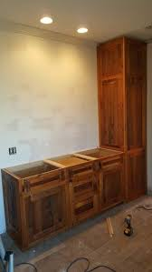 Knotty Pine Vanity Cabinet 9 Best Cabinets Images On Pinterest Kitchen Cabinetry Kitchen