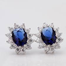 stud earrings for women austria fashion stud earrings trendy women cubic zirconia