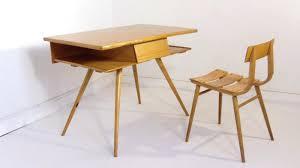 bureau vintage enfant bureau vintage vintage ujentiqueu style teak bureau