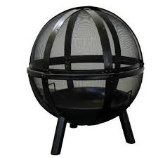 Horseshoe Fire Pit by Landmann Ball Of Fire Fire Pit Ultimate Patio