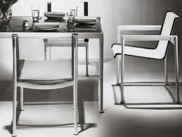 1966 dining armless chair knoll