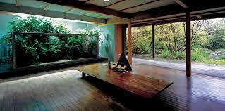 Home Aquarium Decorations Japanese Style Takashi Amano House With Nature Aquarium Design