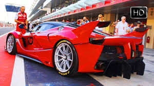 ferrari prototype ferrari fxx k 1050 horsepower hybrid prototype v12 engine hd youtube