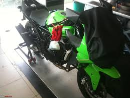 got my new kawasaki ninja 250r page 3 team bhp