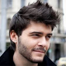 hairstyle for round face indian men best hair style