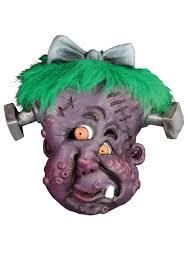creepy mask garbage pail kids creepy carol mask
