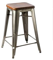 Industrial Bar Stool With Back Stools Industrial Metal Chairs Australia Industrial Metal Stools