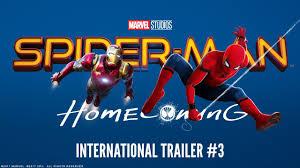 spider man homecoming international trailer 3 hd
