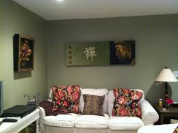 charming floral motif at cushions on white sofa blended with cool
