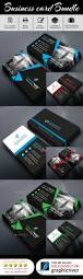 business card bundle 6 in 1 business cards print templates
