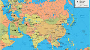 East Asia Political Map Map Of Asia You Can See A Map Of Many Places On The List On The