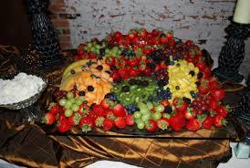 fruit displays fruit display wedding catering photos