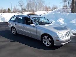 mercedes station wagon 2004 mercedes e 200 automatic station wagon in massachusetts for
