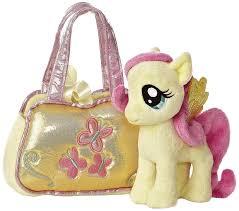 my pony purse world my pony fluttershy cutie