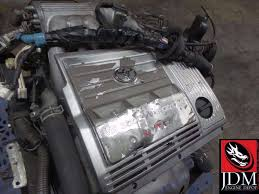 lexus rx300 engine replacement 99 03 lexus rx300 3 0l dohc v6 vvti awd engine motor only jdm 1mz