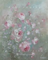Shabby Chic Paintings by 130 Best Rose Debi Coules Shabby French Chic Art Images On