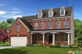 stafford va new homes colonial forge augustine homes