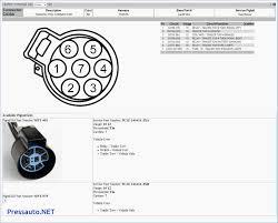 wiring diagram for heavy duty 7 pin trailer plug u2013 pressauto net