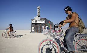 The Barning Train Photos From Burning Man 2015 The Atlantic