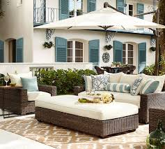 Living Spaces Sofas by Ravishing Outdoor Living Spaces Design With Rustic Woven Frames Of