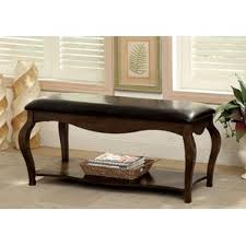 Curved Bench With Back Curved Dining Bench With Back Wayfair