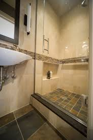 Designs Of Bathrooms For Small Spaces Interesting Bathroom Design In Small Space With Wall Mounted Sink
