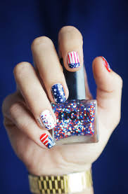 20 red white and blue nail designs for the 4th of july nail art