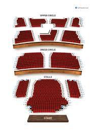 seating plan edtheatres com