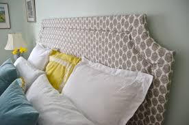 Diy Pillow Headboard Diy Upholstered Belgrave Headboard