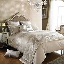 luxury bedding amazon com kylie minogue jessa luxury bedding blush pink double