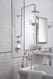 ceramic subway tile bathroom made by ann sacks in collaboration 30 bathroom tile ideas that will astonish you white subway and unique accent bathroom tile