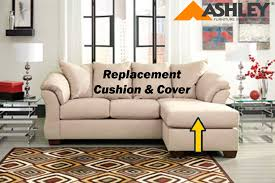 Chaise Cover Ashley Darcy Replacement Chaise Cushion And Cover 7500018 Stone