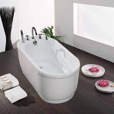 amazing of freestanding 60 inch tub bath shower oval freestanding