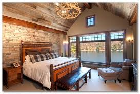 Traditional Bedroom Decor - traditional bedroom design with rustic furniture set providing