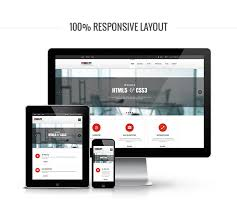 stability responsive html5 css3 template by dan fisher themeforest