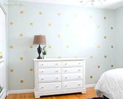Best Wall Decals For Nursery Best Wall Decals For Nursery Gold Polka Dots Wall Decal For
